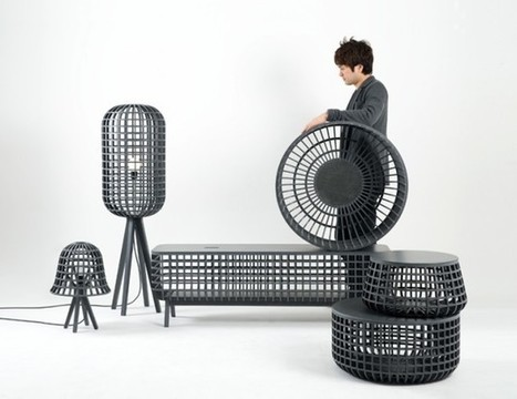 The Dami Series by Seung Yong Song | Furniture Design | Scoop.it