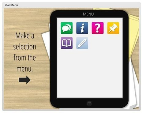 Here's a Fun, Free Tablet-Style Template I Designed In Storyline - E-Learning Heroes | E-Learning Examples | Scoop.it