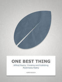 APPied Poetry: Creating and Publishing Multimedia Poetry | iPad & Literacy | Scoop.it