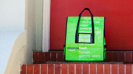 Amazon pourrait ouvrir des magasins de produits frais | Inside Amazon | Scoop.it
