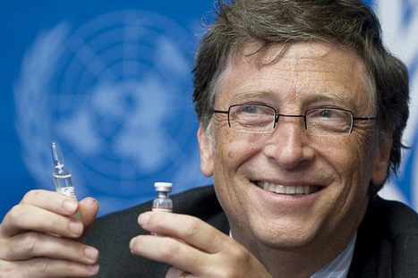 Bill Gates quietly funding effort to develop thousands of new vaccines that conveniently 'might' become pandemics   Liberty Revolution   Scoop.it