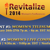 Revitalize 2014 Women's Conferences