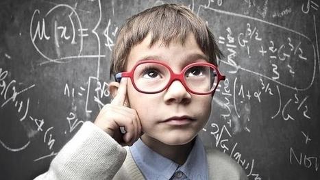 Estos son las señales que presentan los niños con altas capacidades | The Future of Education  - Where do we go now? | Scoop.it