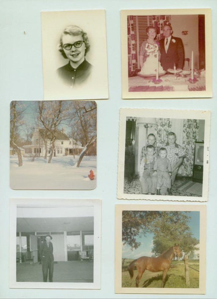 Lot of 23 Vintage Black & White, Color, Photographs Snap-Shots For Collage, Altered Art People Places Animals | Antiques & Vintage Collectibles | Scoop.it