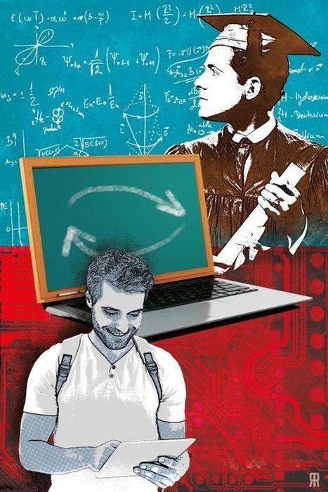 ¿El fin de la clase magistral? | EDUCACION-CALIDAD | Scoop.it