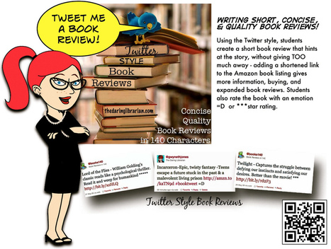 Twitter_Book_Reviews | Media Center Hot Topics | Scoop.it
