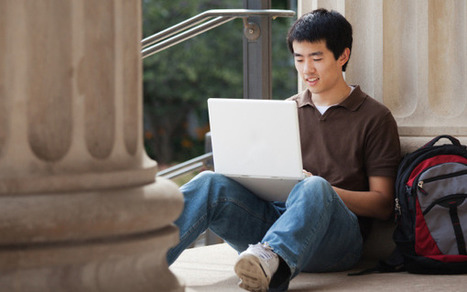 How Higher Education Uses Social Media [INFOGRAPHIC] | Open Distance Education and Life Long learning | Scoop.it