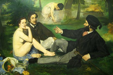 Bourdieu sur Manet : deux révolutions en une leçon | manually by oAnth - from its scoop.it contacts | Scoop.it