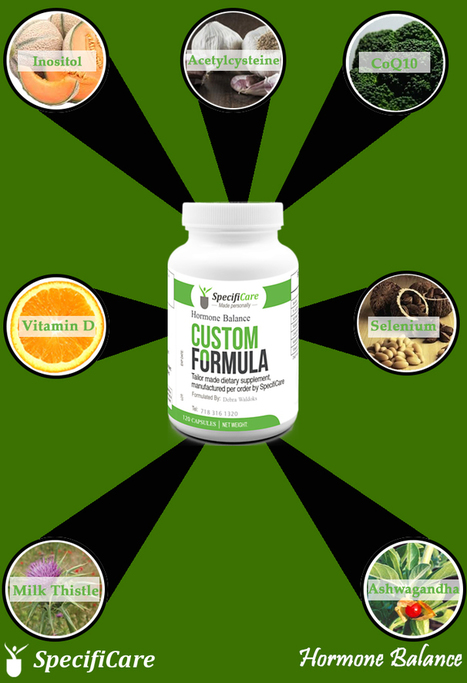 The Natural Supplements to Combat PCOS and Othe