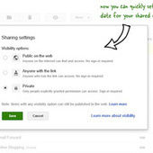 Set an Expiration Date for Shared Folders on Google Drive with a Google Script | EDUcational Chatter | Scoop.it