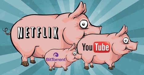 Report: Netflix and YouTube Account for Half of Internet's Traffic | Negocios&MarketingDigital | Scoop.it