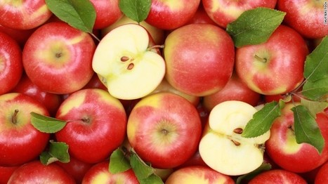 The fruit kids eat most is ... | Nutrition, Food Safety and Food Preservation | Scoop.it