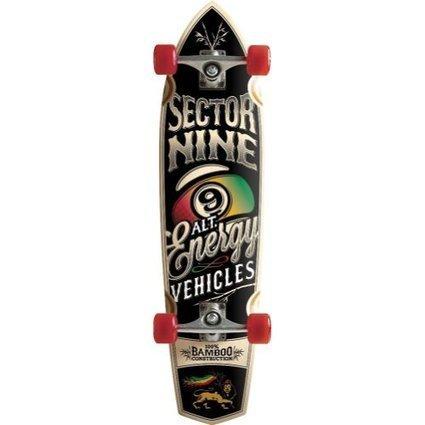 8cac54ddfaf Sector 9 A.E.V. Complete Skateboard