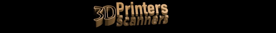 3d printers and 3d scanners