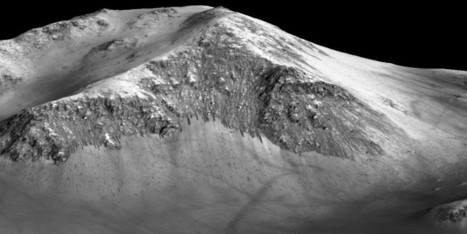 NASA Discovers Evidence for Liquid Water on Mars | WIRED | Physics as we know it. | Scoop.it