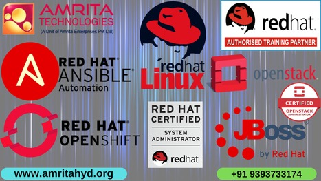 red hat ansible online training' in Red Hat Linux Training Hyderabad