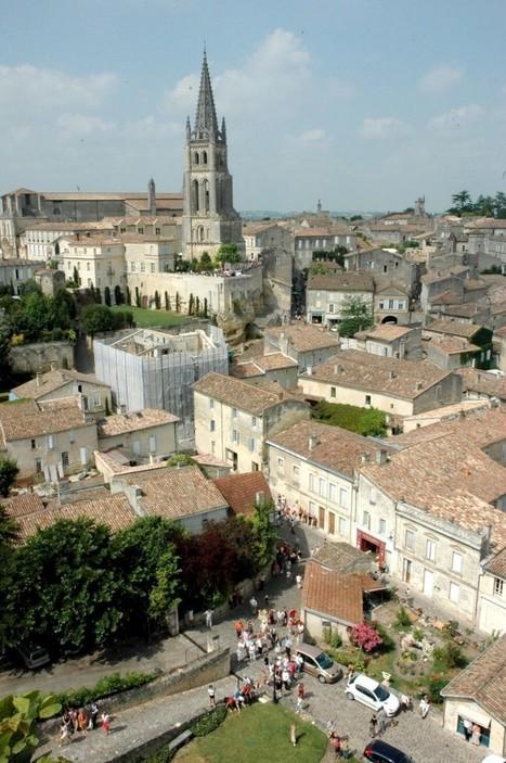 Saint-Emilion sera-t-il le village préféré des Français ? - Sud Ouest | dordogne - perigord | Scoop.it