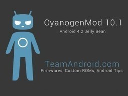CyanogenMod 10.1 Custom ROM Samsung Galaxy S2 SGH-I777 | Android APK Download | Scoop.it