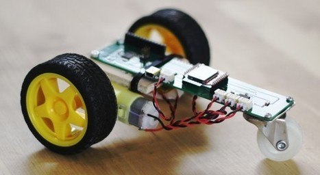 HackEDA hits Kickstarter, makes Arduino board design a drag-and-drop affair ... - Engadget   AVR & Arduino   Scoop.it