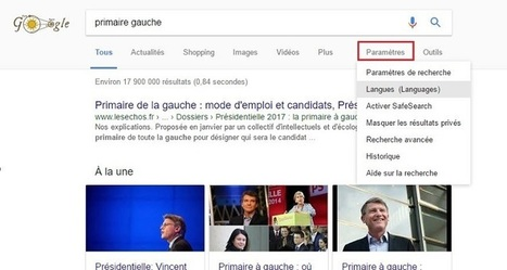 Google Search déploie la nouvelle interface des pages de résultats | Animation Numérique de Territoire | Scoop.it