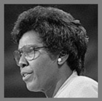 the 1976 democratic national convention keynote address Barbara jordan's keynote speech shadow senator jesse jackson, addressed the 1992 democratic national convention on the second night of the proceedings.