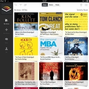 Audible Launches on iPad, Revamps iPhone App - PC Magazine | iPad Apps for Teachers, Parents, and Kids | Scoop.it