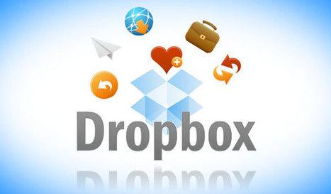 6 usos recomendables para dar a tu Dropbox   Entornos Personales de Aprendizaje (PLE)   Scoop.it