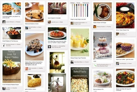 A new way to share – why Pinterest isn't just another social network | Everything Pinterest | Scoop.it