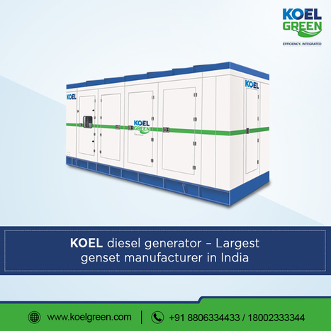 KOEL Chhota Chilli Portable Generator to Run Ai