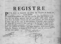 Comment retrouver un acte notarié d'Ancien Régime ? Archives de la Vendée. | Genéalogie | Scoop.it