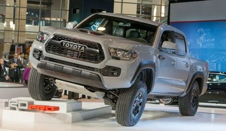 2017 Toyota Tundra Mpg >> 2017 Toyota Tacoma Trd Pro Release Date Mpg And