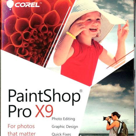 corel paintshop pro x9 free download with crack