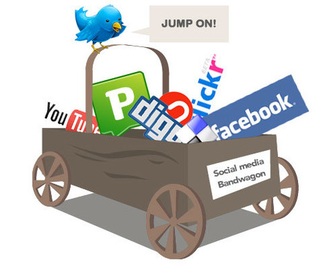 Must See Social Media Statistics | Social Media Today | Social Networking With Facebook | Scoop.it