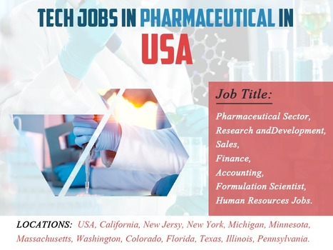 Pharmaceutical Jobs in Michigan' in HealthCare Jobs