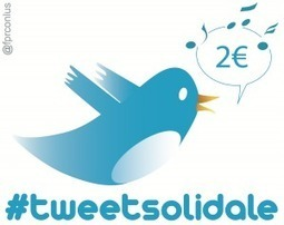 #Tweetsolidale: sostieni la ricerca insieme a @FPRConlus !   Social Media & Social Media Marketing News   Scoop.it
