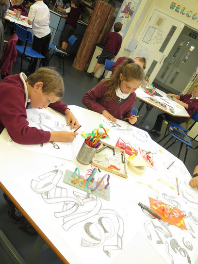 Gomersal Primary School Art Art And Art Educa