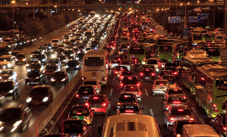 How Microsoft's using big data to predict traffic jams up to an hour in advance | VentureBeat | Big Data | by Paul Sawers | BIG data, Data Mining, Predictive Modeling, Visualization | Scoop.it