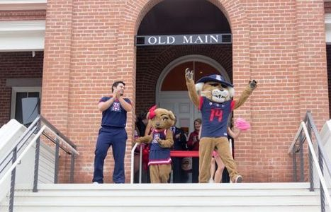 A Main Event for Campus Icon Old Main | UANews | CALS in the News | Scoop.it