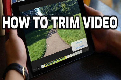 Trim Video In Moodle And Web 20 Scoopit
