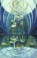 Tarot - Queen of Cups | food | Scoop.it