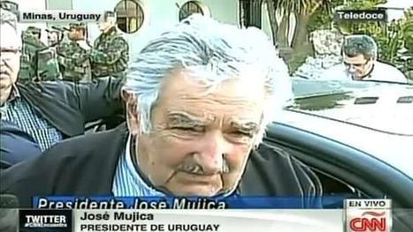 Vida, política y felicidad: 20 frases del presidente José Mujica - Mundo - CNNMexico.com | Puntos de referencia | Scoop.it