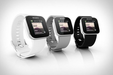 Une montre Android à votre poignet : SmartWatch de Sony | Hype ... | Fashion Trendnews | Scoop.it