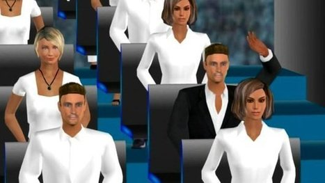 BBC News - A real way into a virtual world | Cultura y Second Life | Scoop.it