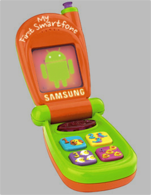 Android: the Fisher Price of smartphones, training wheels for iOS | Digital Lifestyle Technologies | Scoop.it