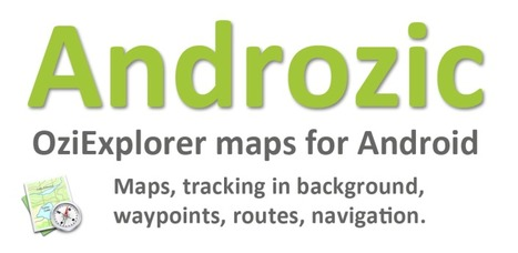Androzic - AndroidMarket | Android Apps | Scoop.it