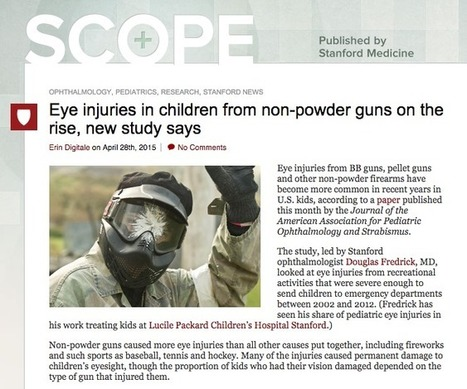 25c821113a6 Eye Injury Study says bad things about Airsoft and Kids..but  mostly...PARENTS! - Time WSJ and More