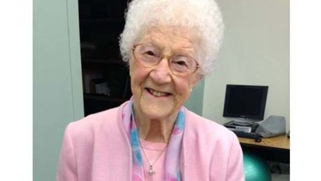 At 107, oldest Facebook user finds a brave new world | patient engaged | Scoop.it