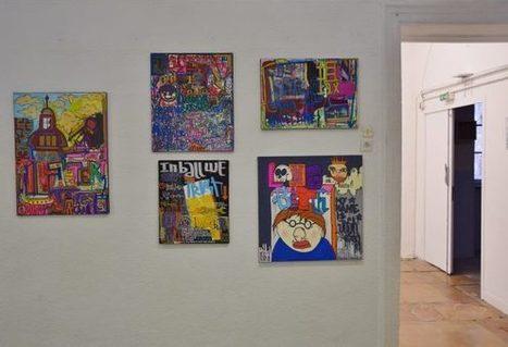 Exposition collective à La Source | The art of Tarek | Scoop.it