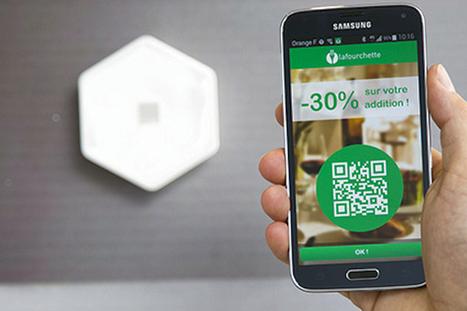 Vente privée.com déploie 400 magasins en géo-localisation par Beacon | QRiousCODE | Scoop.it