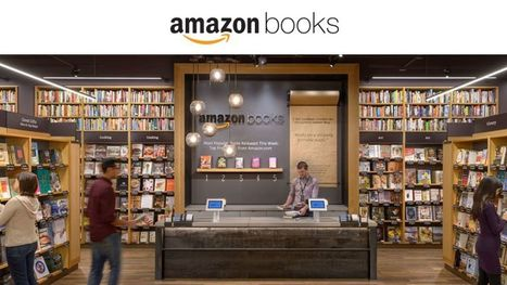 Amazon is opening its first physical bookstore tomorrow | Archive and Library Go Digital | Scoop.it